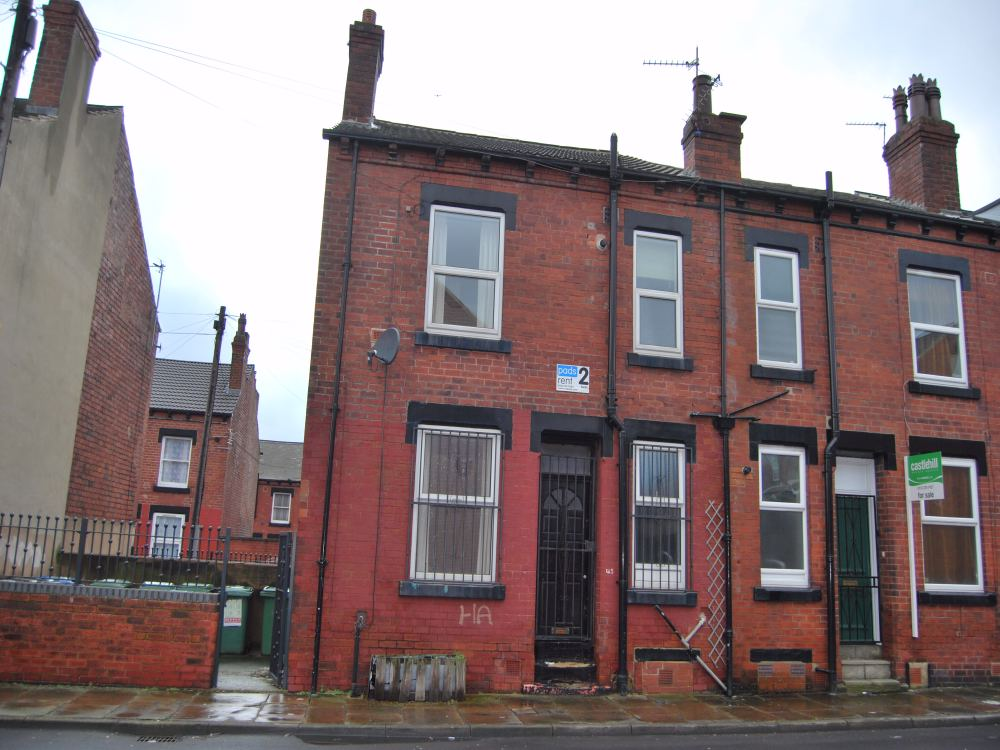 Photo of Thornville Street, Hyde Park, LEEDS